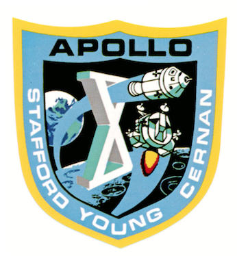 Apollo 10 Patch